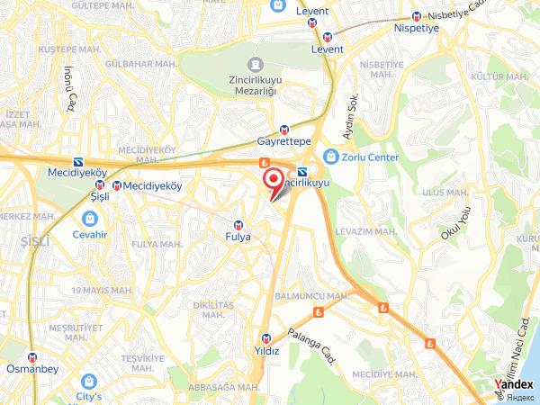 Qubbe Gayrettepe Yol Haritası