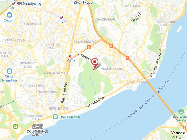 Malta Köşkü Yol Haritası