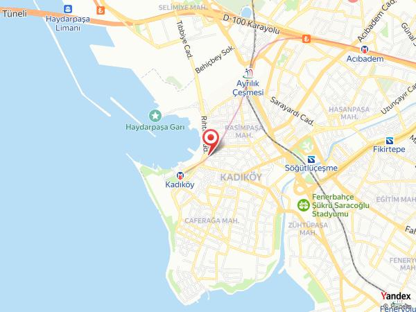 Aden Hotel Yol Haritası