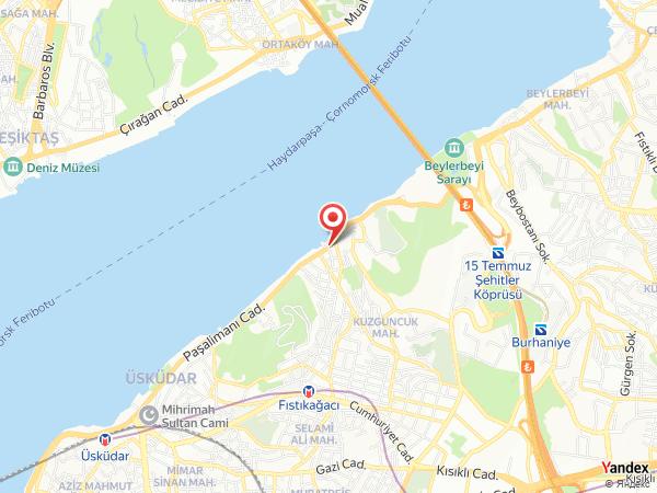 Mülkiyeliler Birliği Restaurant Yol Haritası