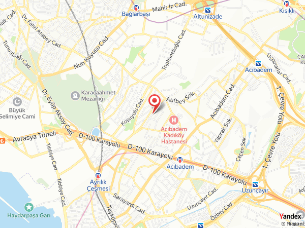 Aytunç Bentürk Dance Academy Yol Haritası