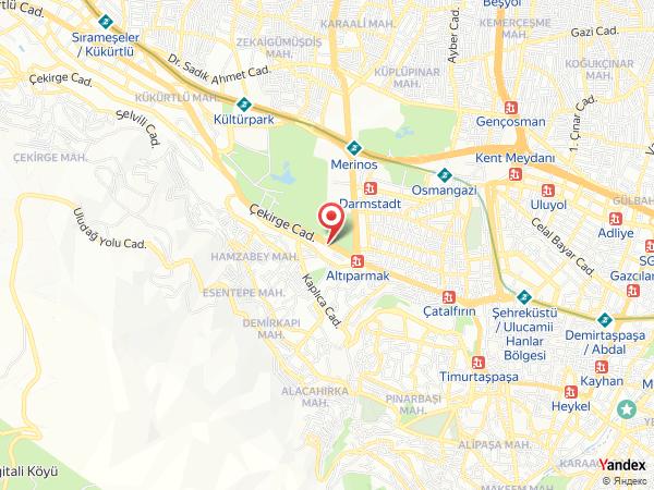 Kırcı Hotel Yol Haritası