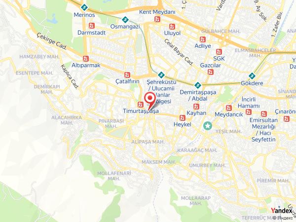 Altın İğne Yol Haritası