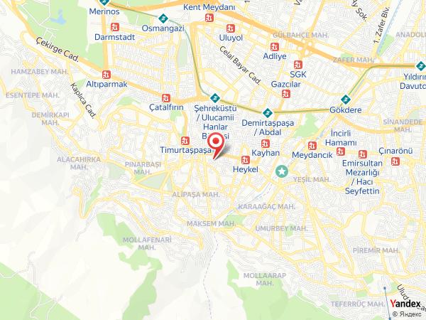 Esteliza Güzellik Salonu Yol Haritası