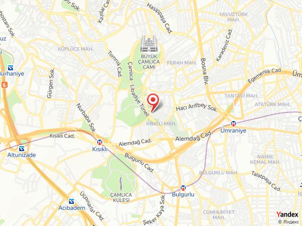Çömlek Restaurant Yol Haritası