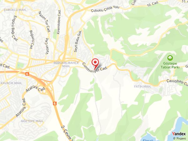 Asr-ı Mekan Kavacık Yol Haritası