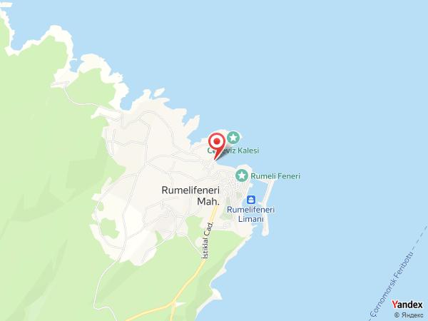 Yalçınkaya Restaurant Yol Haritası