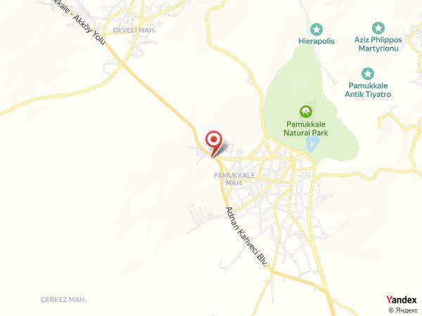 Barika Park Otel Yol Haritası