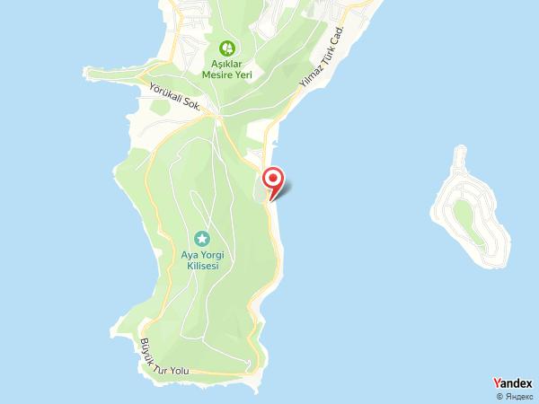 Ada Kartal Hotel  Yol Haritası