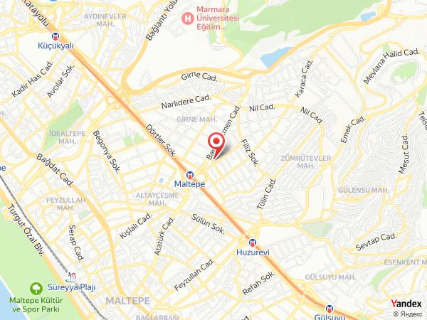 Oba Restaurant Yol Haritası