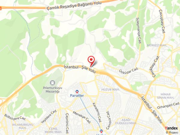 Şahzen Balo & Davet / Çekmeköy Yol Haritası