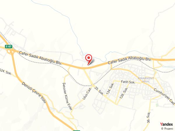Buse Otel Yol Haritası