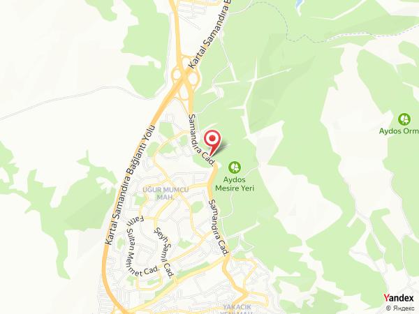 Aydos Kuzine Restaurant Yol Haritası