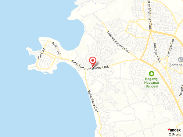 Pedaliza Hotel Bayramoğlu Yol Haritası