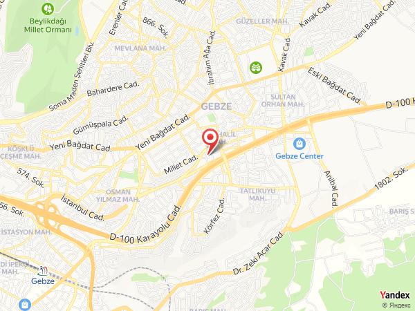 Kiralık Vosvos Yol Haritası