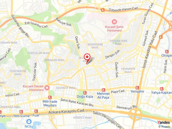 Ak-El Organizasyon Yol Haritası
