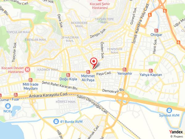 Hatay Restaurant Yol Haritası