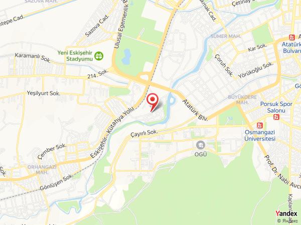 Yunus Emre Park & Davet Bahçesi Yol Haritası