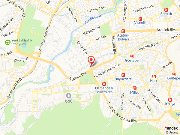 Salon Lidya Park Yol Haritası