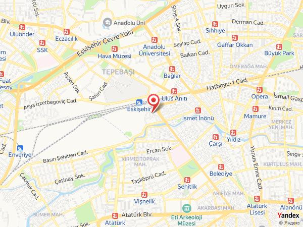 Madame Tadia Otel Yol Haritası