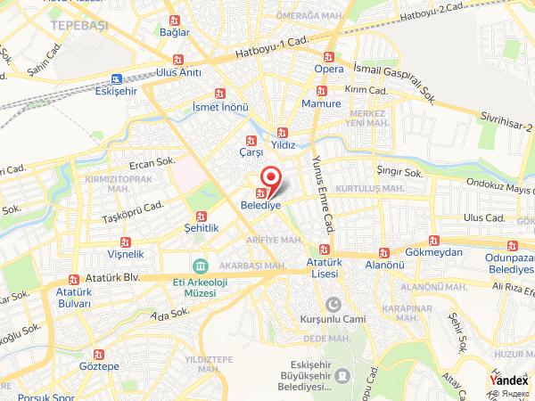 Ticaret Odası Düğün Salonu Yol Haritası