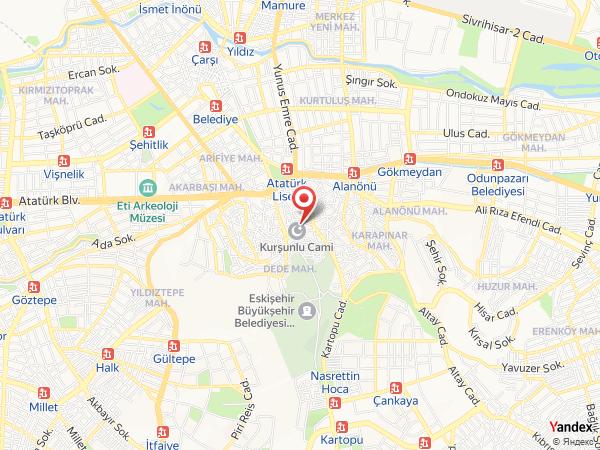 La Vie Otel Yol Haritası