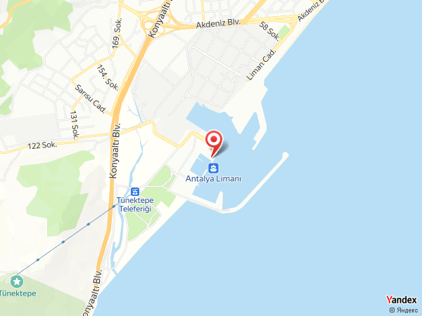 Ship Inn Restaurant Yol Haritası