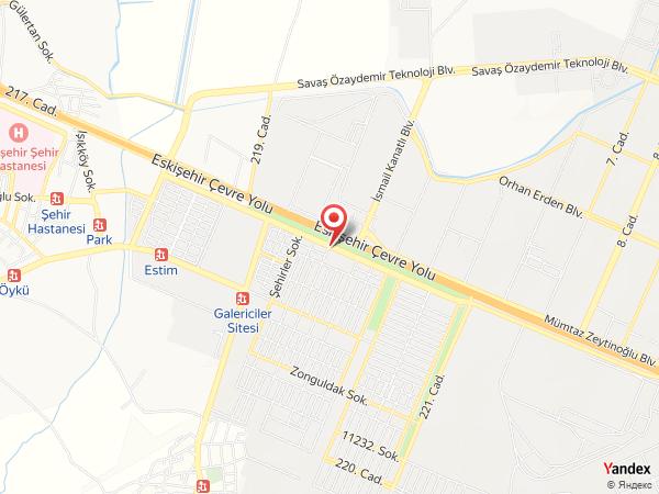 Has Plaza Yol Haritası