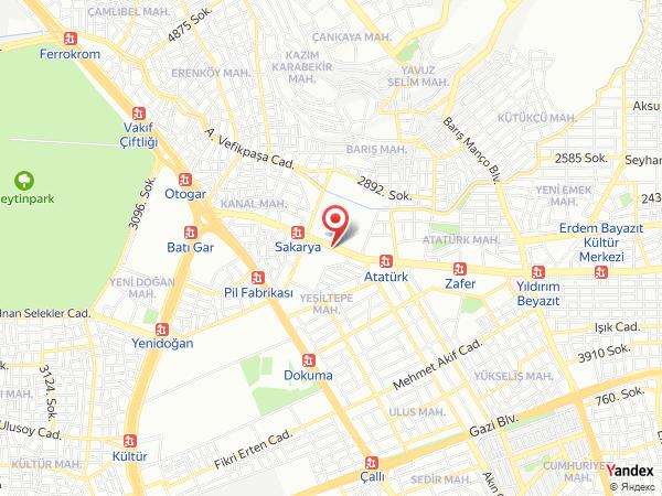 Alyans Plaza Yol Haritası