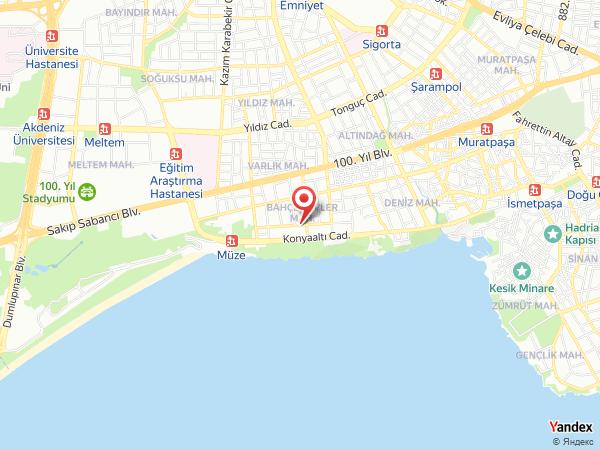 La Casa Di Lale Yol Haritası
