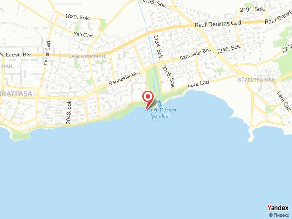 Mimoza Beach Club Yol Haritası