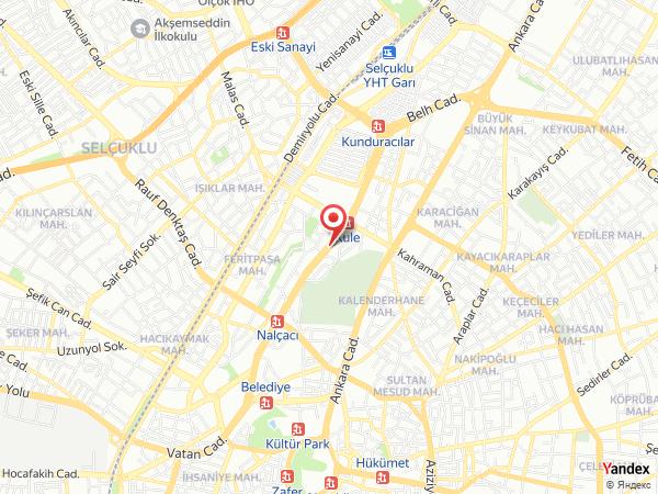 Europcar Konya Yol Haritası