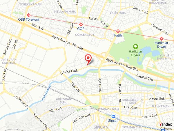 Doruk Park Yol Haritası