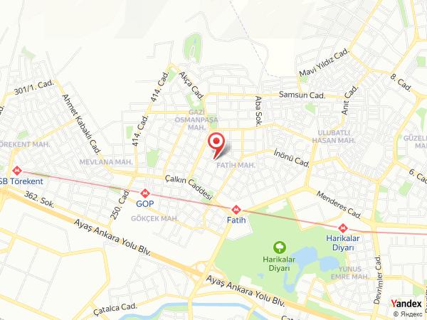 Kamra Interactive Yol Haritası