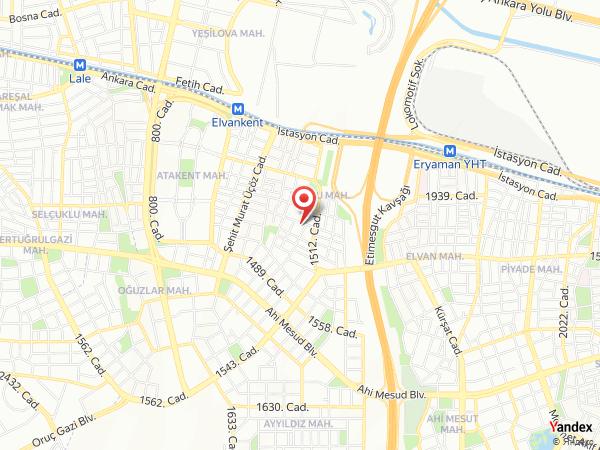 Kardelen Düğün Salonu Yol Haritası