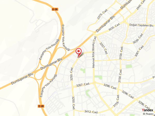 Bağhane Restaurant Yol Haritası