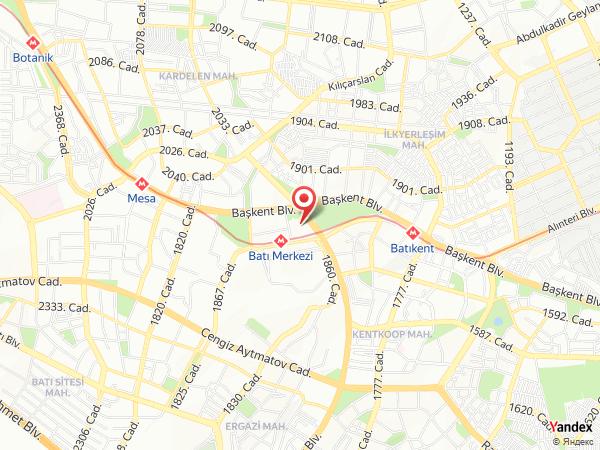 La Mode Düğün Balo Kokteyl Salonları Yol Haritası