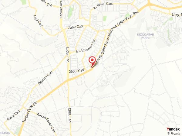 Sarma-şık Restaurant Yol Haritası