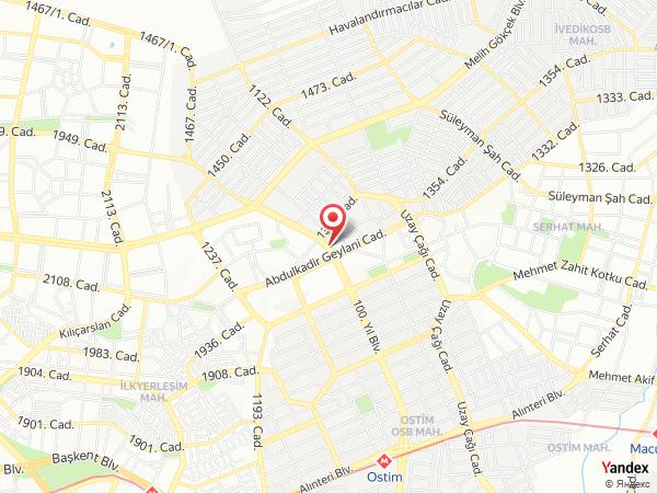 Ewet'de Balo ve Nikah Salonu Yol Haritası