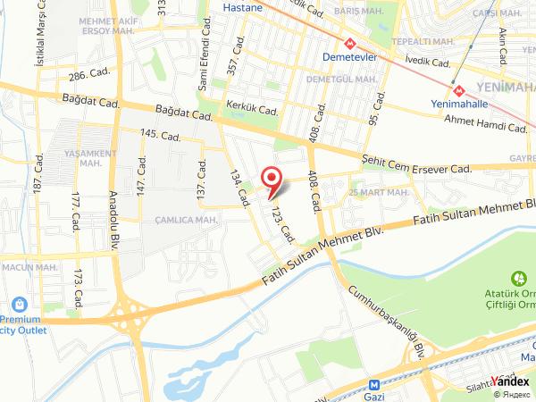 Akman Tzob Otel Yol Haritası
