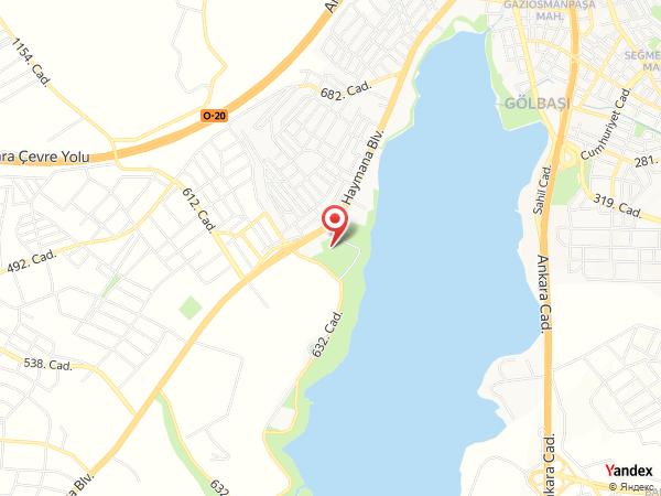 Köşk Restaurant Yol Haritası