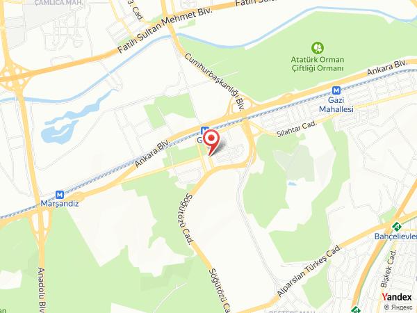 Binicilik Restaurant Yol Haritası