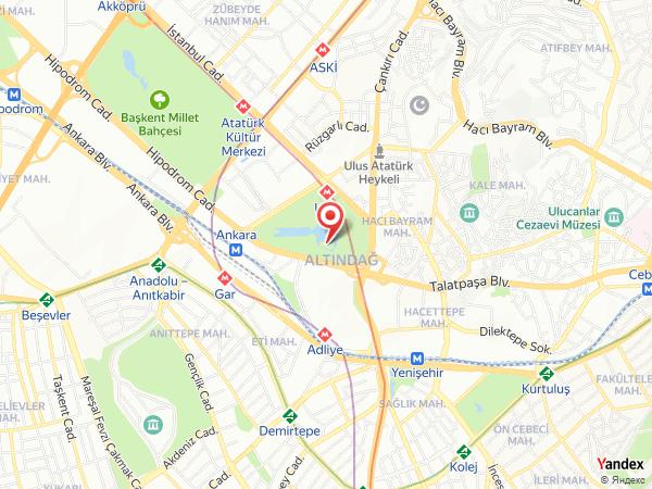 Şehr-i Ahter Yol Haritası