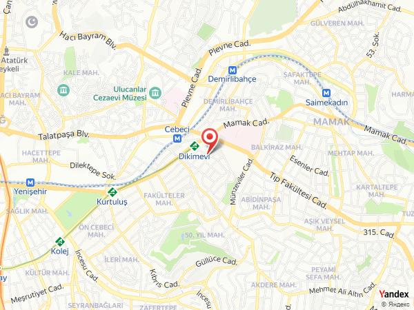 Çınar Restaurant Yol Haritası