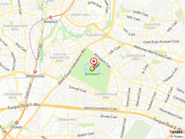 Ankara Vosvos Yol Haritası