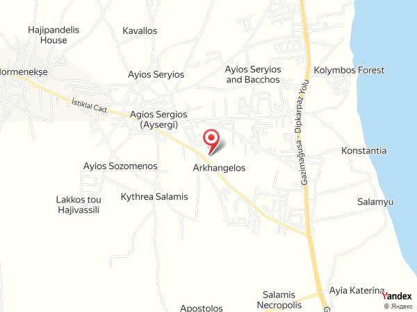 Aytotoro Meze Evi Yol Haritası