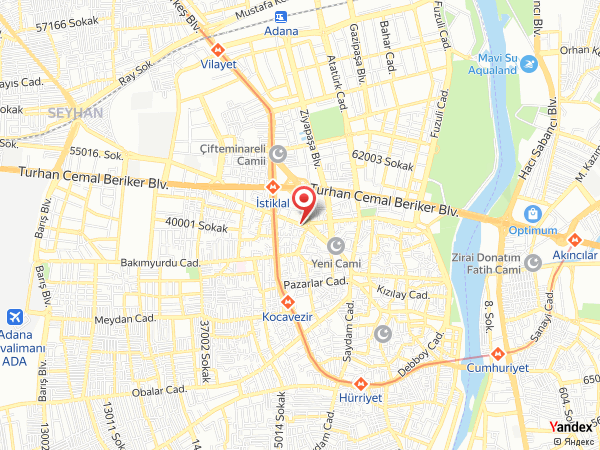 Otel İnci Yol Haritası
