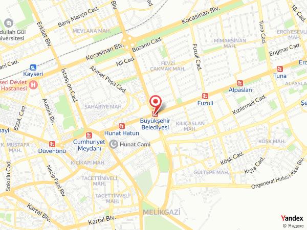 Tuana Restaurant Yol Haritası