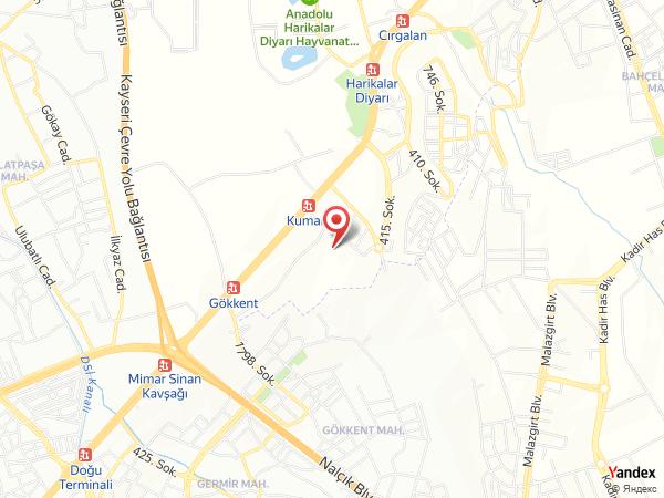 Gül Bahçe Yol Haritası