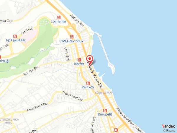 Marina Düğün Salonu Ve Eğlence Merkezi Yol Haritası